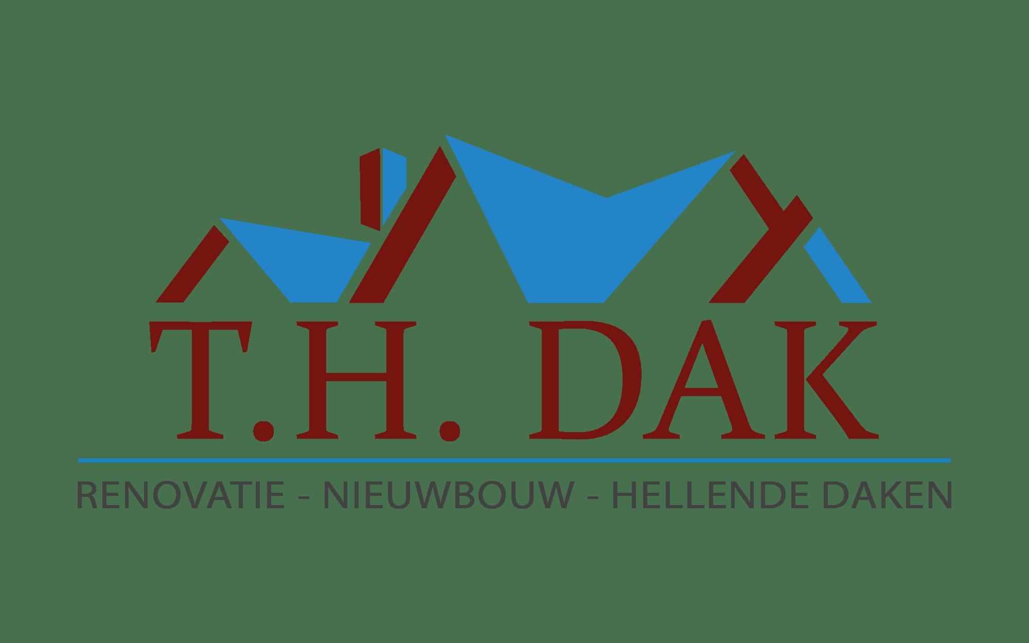 Dakdekkersbedrijf TH-Dak - Logo